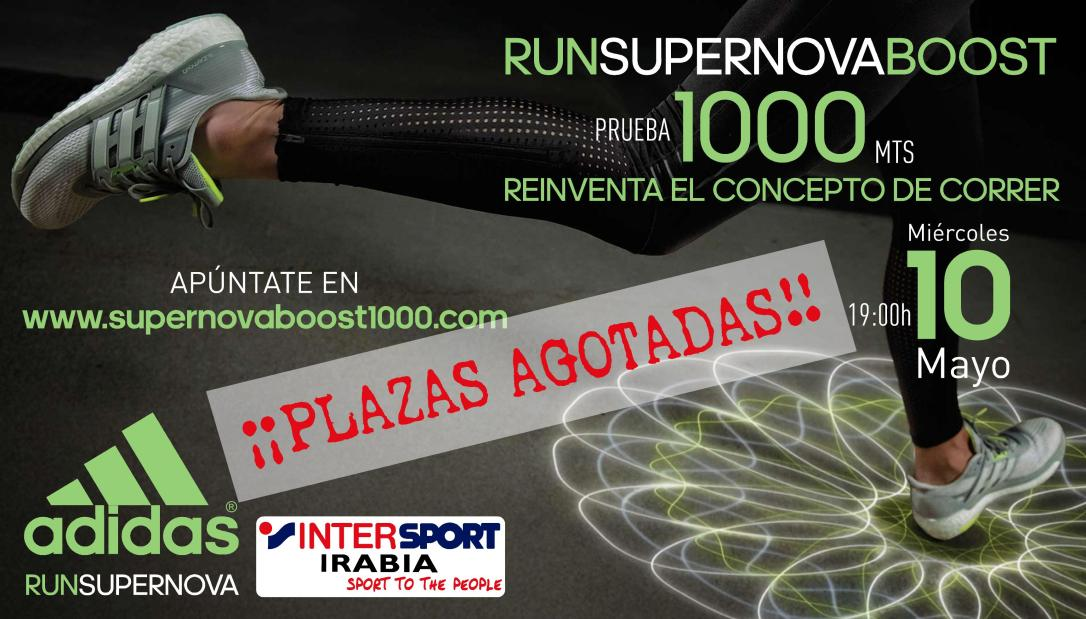 SUPERNOVA1000 FB AGOTADAS